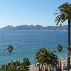 Отель Coeur de Cannes Франция, Канны - отзывы, цены и фото номеров - забронировать отель Coeur de Cannes онлайн пляж