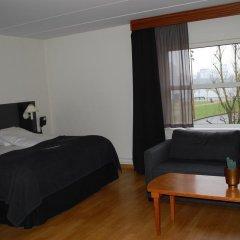 First Hotel Aalborg 4* Стандартный номер с 2 отдельными кроватями фото 4