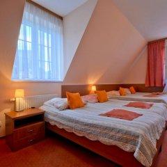 Отель Pensjonat Cicha Woda Косцелиско комната для гостей фото 4