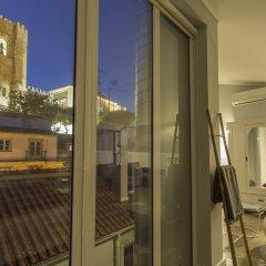 Отель Emporium Lisbon Suites 4* Улучшенный люкс с различными типами кроватей фото 13