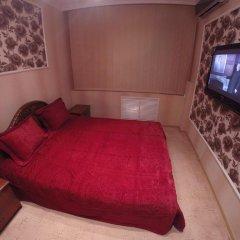 Гостиница Майкоп Сити Номер категории Эконом с различными типами кроватей фото 3