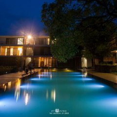 Отель 21 Resort бассейн