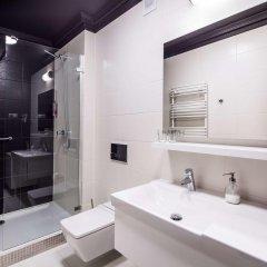 Отель Palazzo Rosso Польша, Познань - отзывы, цены и фото номеров - забронировать отель Palazzo Rosso онлайн ванная фото 2