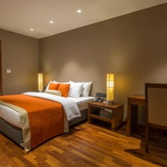 Отель Swiss Residence 4* Номер Делюкс фото 5