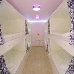 Гостиница HQ Hostelberry Кровать в женском общем номере двухъярусные кровати фото 7