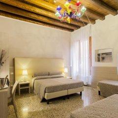 Отель Foresteria Levi 2* Стандартный номер с различными типами кроватей фото 10