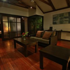 Отель Wananavu Beach Resort 4* Бунгало с различными типами кроватей фото 3