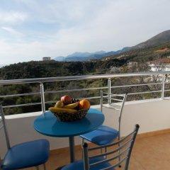 Отель Lukova Holidays Албания, Саранда - отзывы, цены и фото номеров - забронировать отель Lukova Holidays онлайн балкон