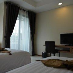 Picnic Hotel Bangkok 3* Стандартный номер с различными типами кроватей фото 4