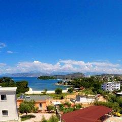 Отель Vila ILIRIA Албания, Ксамил - отзывы, цены и фото номеров - забронировать отель Vila ILIRIA онлайн балкон
