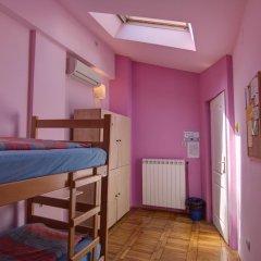 Manga Hostel Стандартный номер с различными типами кроватей (общая ванная комната) фото 4