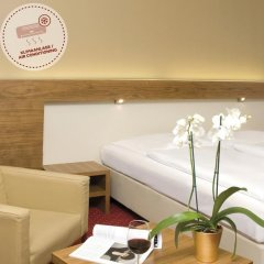 Austria Trend Hotel Anatol 4* Стандартный номер с различными типами кроватей фото 8