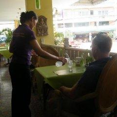 Отель Sawasdee Siam Таиланд, Паттайя - 1 отзыв об отеле, цены и фото номеров - забронировать отель Sawasdee Siam онлайн питание