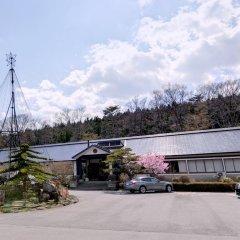 Отель Sachinoyu Onsen Насусиобара парковка