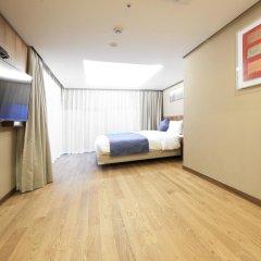 Hotel Foreheal 4* Номер категории Эконом с различными типами кроватей фото 7