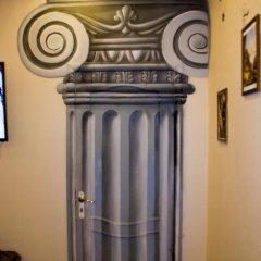 Хостел Высшая Лига Кровать в общем номере с двухъярусной кроватью фото 9