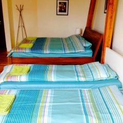 Hostel One Miru Кровать в общем номере с двухъярусной кроватью фото 9