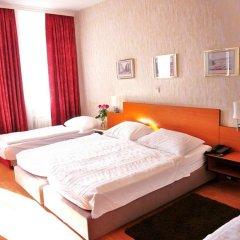 City Hotel Tabor 3* Стандартный номер с разными типами кроватей