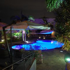 Отель Villa Badia Сан-Грегорио-ди-Катанья бассейн