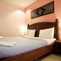 Отель Baan Sutra Guesthouse 3* Стандартный номер фото 14
