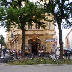 Апартаменты Glockenbach Apartment Мюнхен