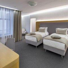 Дизайн-отель СтандАрт 5* Стандартный номер с 2 отдельными кроватями фото 3
