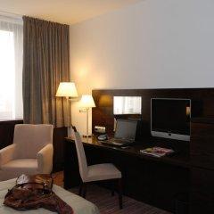 Отель Holiday Inn Bratislava 4* Стандартный номер с различными типами кроватей фото 5