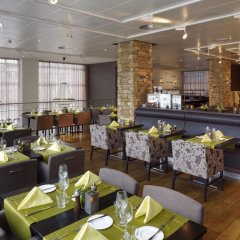 Lindner Wtc Hotel & City Lounge Antwerp Антверпен питание