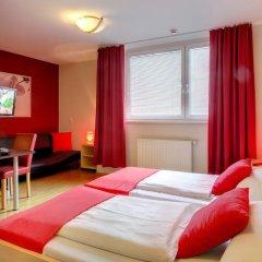 MEININGER Hotel Vienna Central Station 3* Стандартный номер с 2 отдельными кроватями