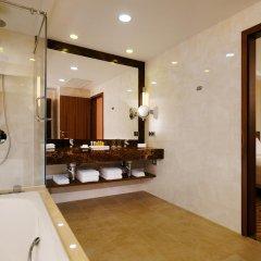 Новосибирск Марриотт Отель 5* Улучшенный люкс с различными типами кроватей фото 2