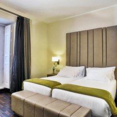 Отель NH Collection Palacio de Tepa 5* Номер Делюкс с различными типами кроватей фото 6