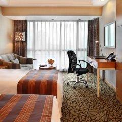 Отель Park Plaza Beijing Science Park 4* Улучшенный номер с различными типами кроватей фото 3