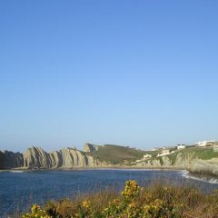 Отель Apartamentos Playa de Portio Испания, Пьелагос - отзывы, цены и фото номеров - забронировать отель Apartamentos Playa de Portio онлайн приотельная территория