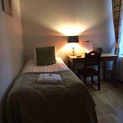 Отель Hotell Storgården 2* Номер с общей ванной комнатой фото 4