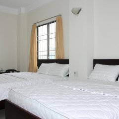 Queen Hotel Nha Trang 2* Стандартный номер с различными типами кроватей фото 6