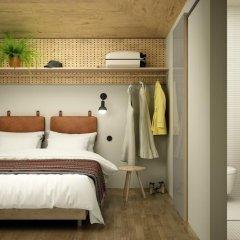 Отель Hobo 3* Номер категории Эконом с различными типами кроватей