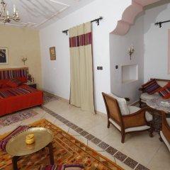 Отель Ksar Tinsouline Марокко, Загора - отзывы, цены и фото номеров - забронировать отель Ksar Tinsouline онлайн комната для гостей фото 3