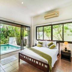 Отель 3 Bedroom Sea View Villa - Plai Laem (APS3) Таиланд, Самуи - отзывы, цены и фото номеров - забронировать отель 3 Bedroom Sea View Villa - Plai Laem (APS3) онлайн комната для гостей фото 5
