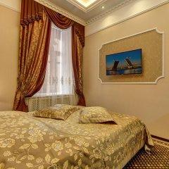 Мини-Отель Beletage 4* Номер Комфорт с различными типами кроватей фото 12
