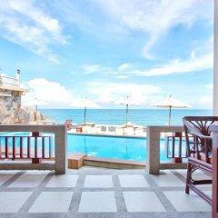 Отель Crystal Bay Beach Resort 3* Стандартный номер с двуспальной кроватью фото 3