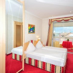 Hotel Garni Gunther 4* Стандартный номер фото 7