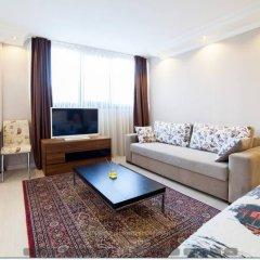 Отель Defne Suites Улучшенные апартаменты с различными типами кроватей фото 17