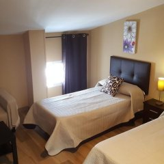 Отель Hostal Málaga Стандартный номер с двуспальной кроватью фото 20
