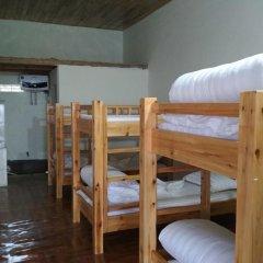 Sapa Tavan Hostel Кровать в общем номере фото 13