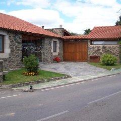 Отель Casa Rural Dona María парковка