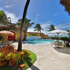 Manary Praia Hotel 4* Стандартный номер с различными типами кроватей