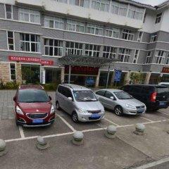 Jinggangshan Hotel парковка