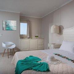 Notos Heights Hotel & Suites 4* Полулюкс с различными типами кроватей фото 9