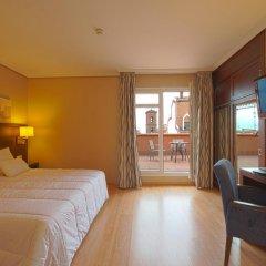 Hotel Ganivet 3* Стандартный номер с различными типами кроватей фото 6
