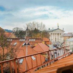 Отель Tilto Литва, Вильнюс - 3 отзыва об отеле, цены и фото номеров - забронировать отель Tilto онлайн балкон